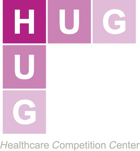 Logo: HUG - Healthcare Competition Center, Unternehmensberater in Stuttgart